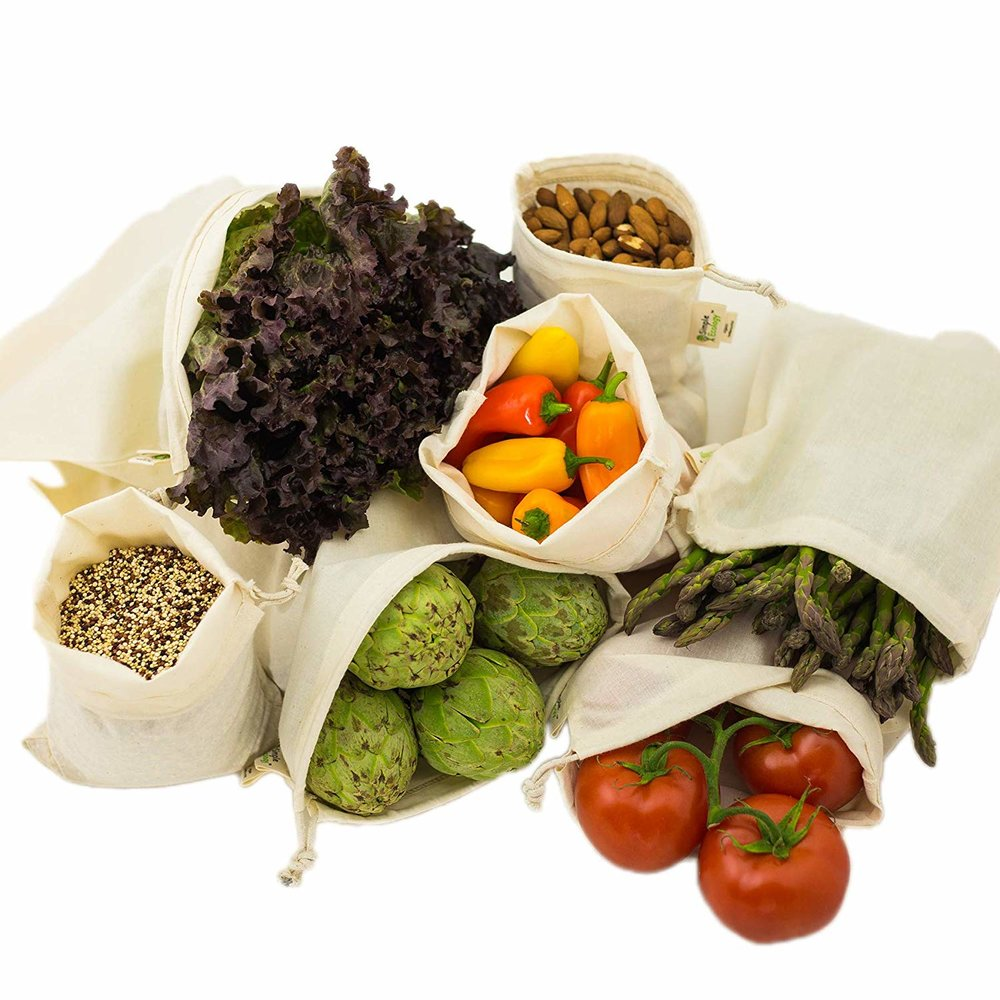PRODUCE & BULK BAGS - IMAGE BY: SIMPLE ECOLOGY