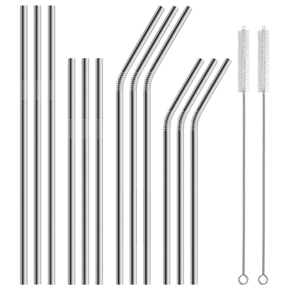 REUSABLE STRAWS - IMAGE BY: HIWARE