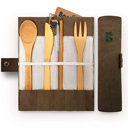 REUSABLE CUTLERY - IMAGE BY: KEKLLE