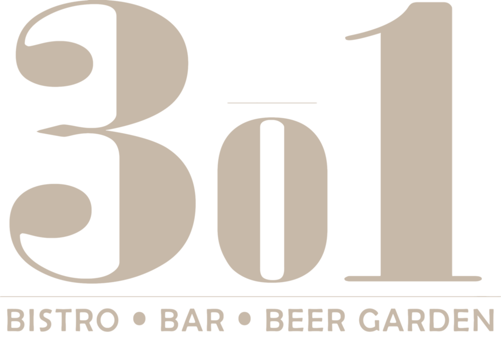 301 Bistro, Bar, & Beer Garden $10 off two entrees plus a free shared desert