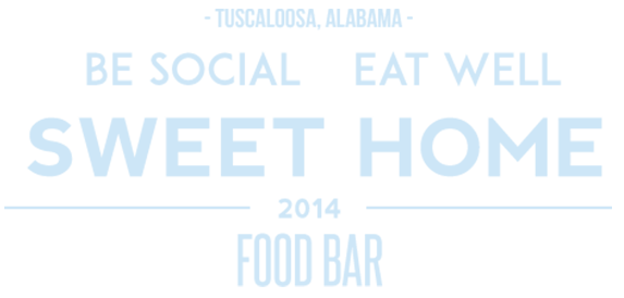 Sweet Home Food Bar Special Menu and Pricing