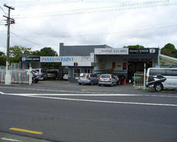 Main road frontage with easy access