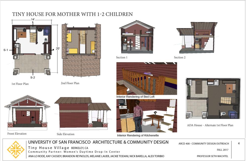 house 1-2 children