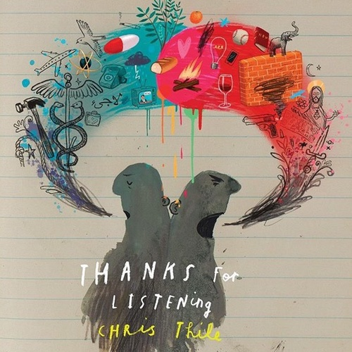 """Chris Thile's """"Thanks For Listening"""" came so late in the year I almost missed it. I've been a fan of Chris's music ever since the Nickel Creek days, and I've ridden the exhilarating wave of his musical evolution - sometimes wishing he'd return to the pop sensibilities of his youth. I got my wish and more with """"Thanks For Listening"""" - a wonderfully accessible, yet musically intriguing, commentary on Trump's America. Chris explores contemporary issues like social media and polarizing politics with the grace and empathy of a poet - sharp and clear, but understanding. """"Thanks For Listening"""" is a record for these times.  Favorite Track: """"I Made This For You"""" (I literally yelled with excitement the first time I listened...)"""