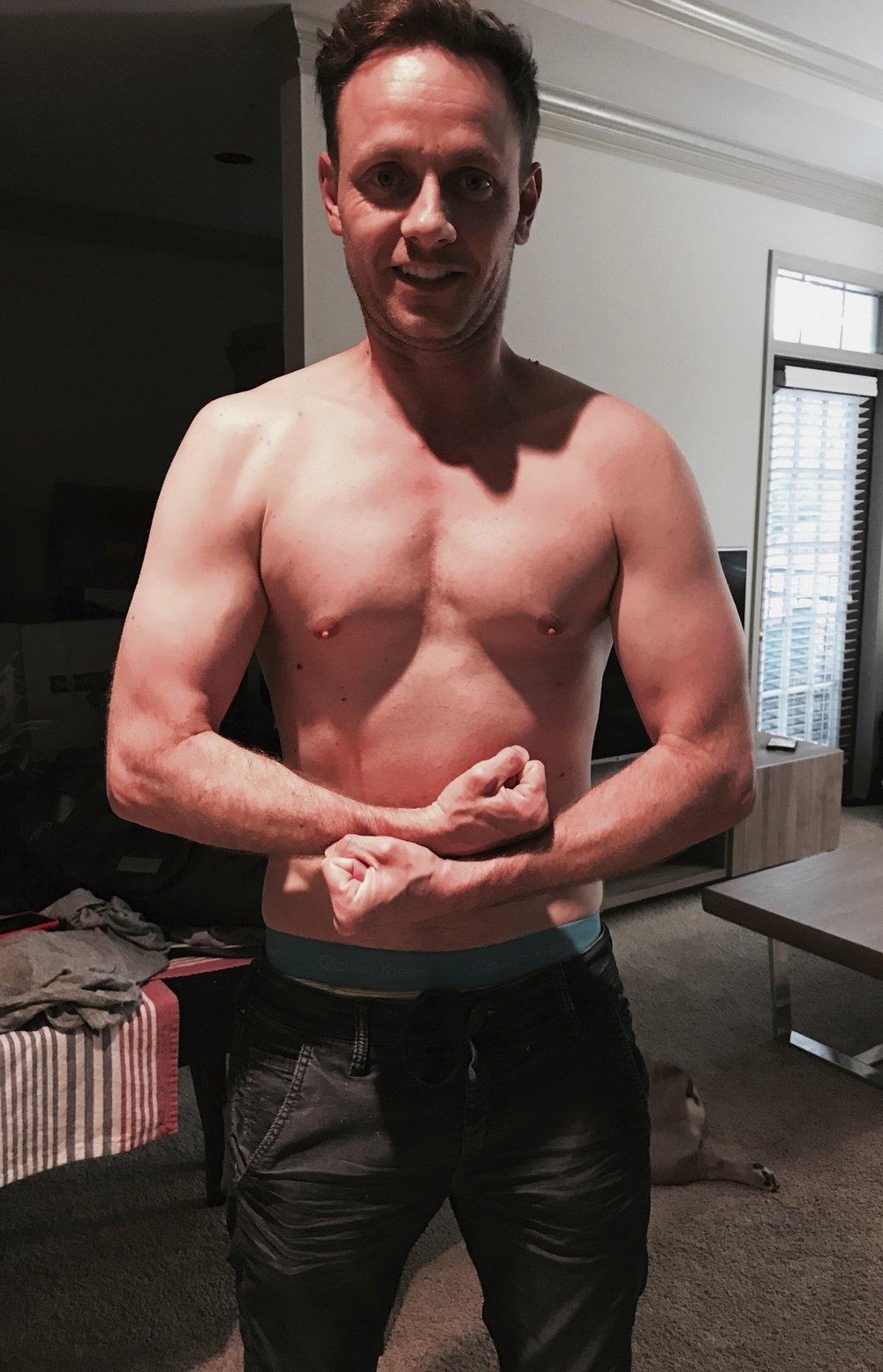 Lean Body Manual Transformation