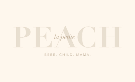 La Petite Peach Kids, Baby, Maternity Fashion Blog