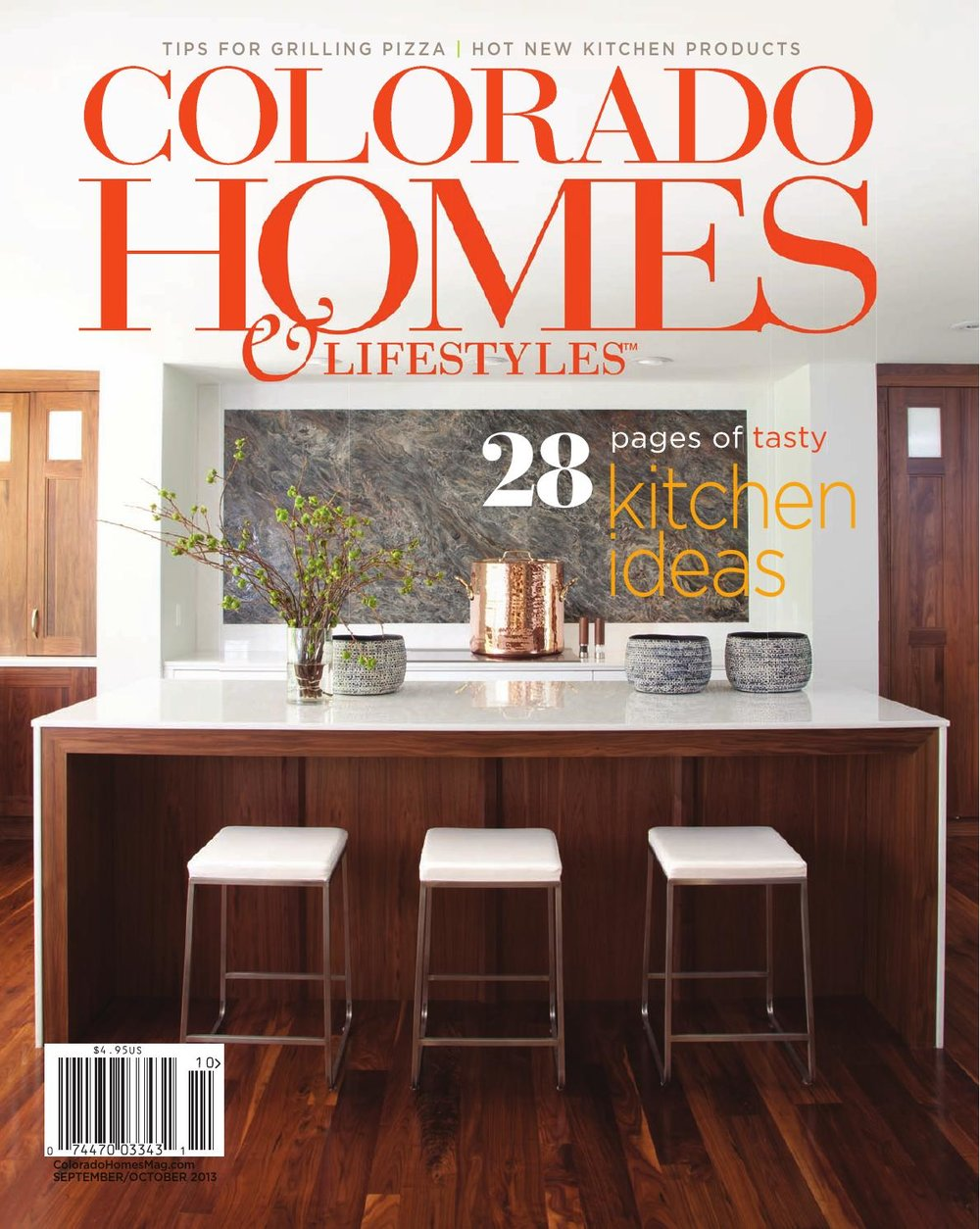 Colorado Homes U0026amp; Lifestyles September/October 2013