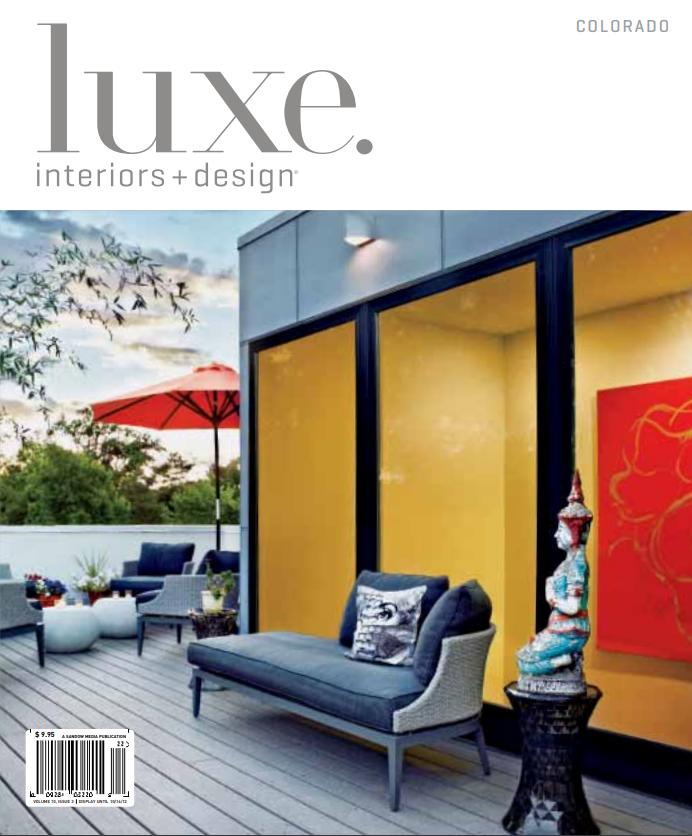 Luxe Interiors+Design Summer 2012