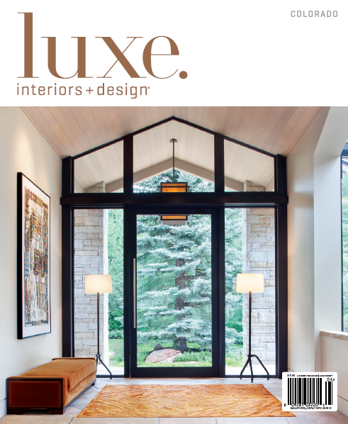 Luxe Interiors+Design March 2018