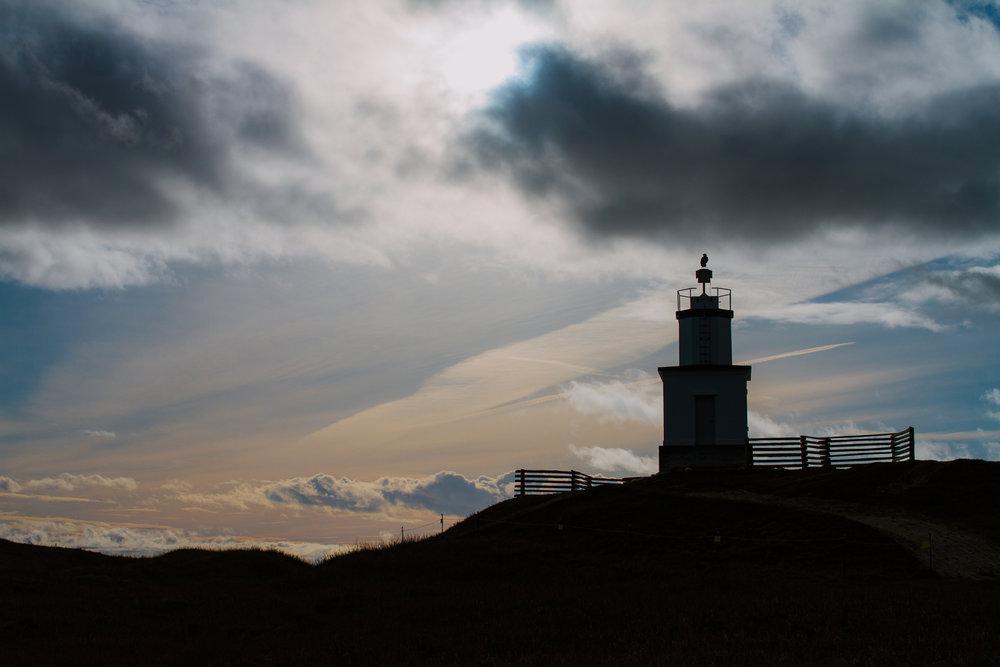 It's a Lighthouse!