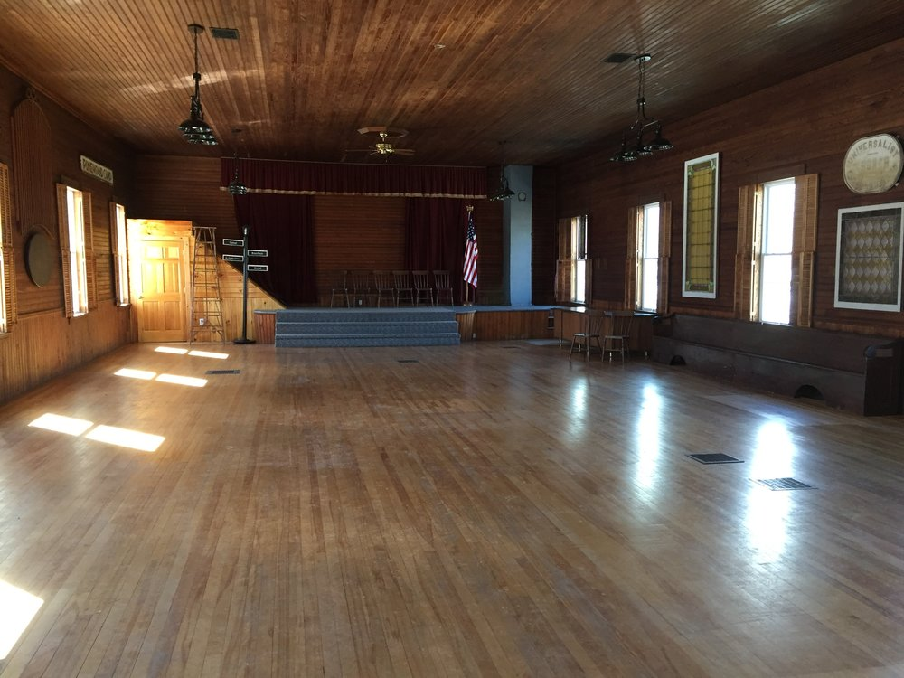 The new home of the Canton Historical Society - and a community gathering place for Canton and the region.     Learn how you can help.
