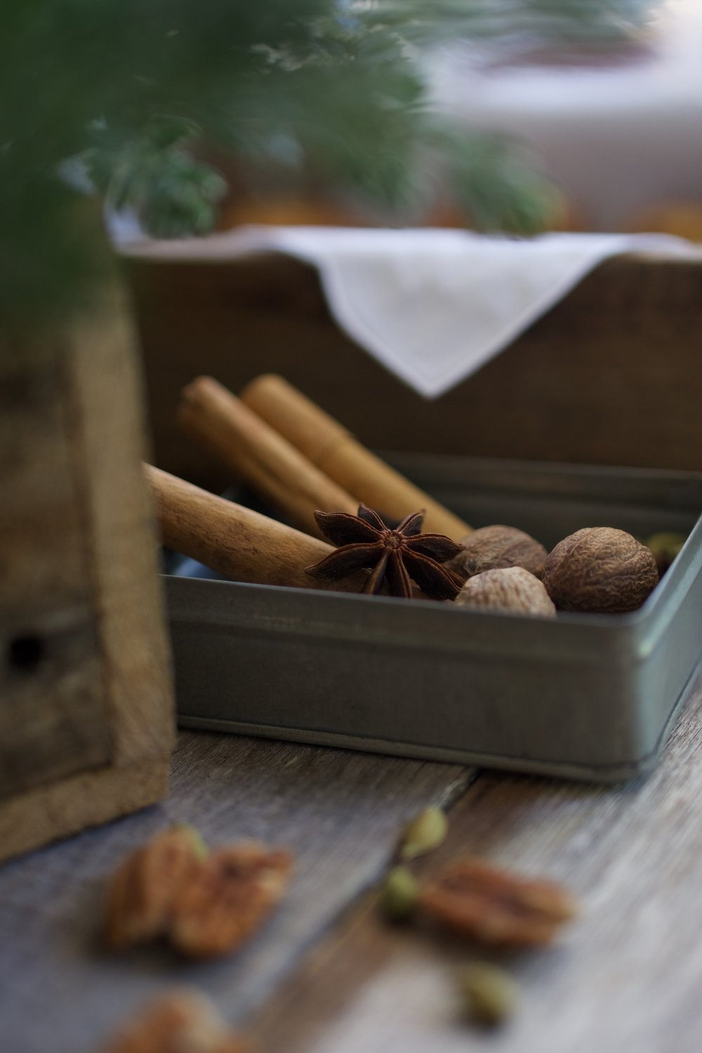 Cookie Spices