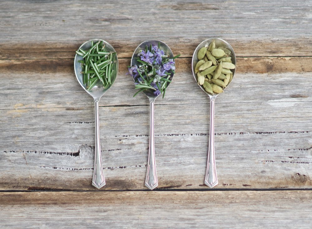 Spoons and Herbs