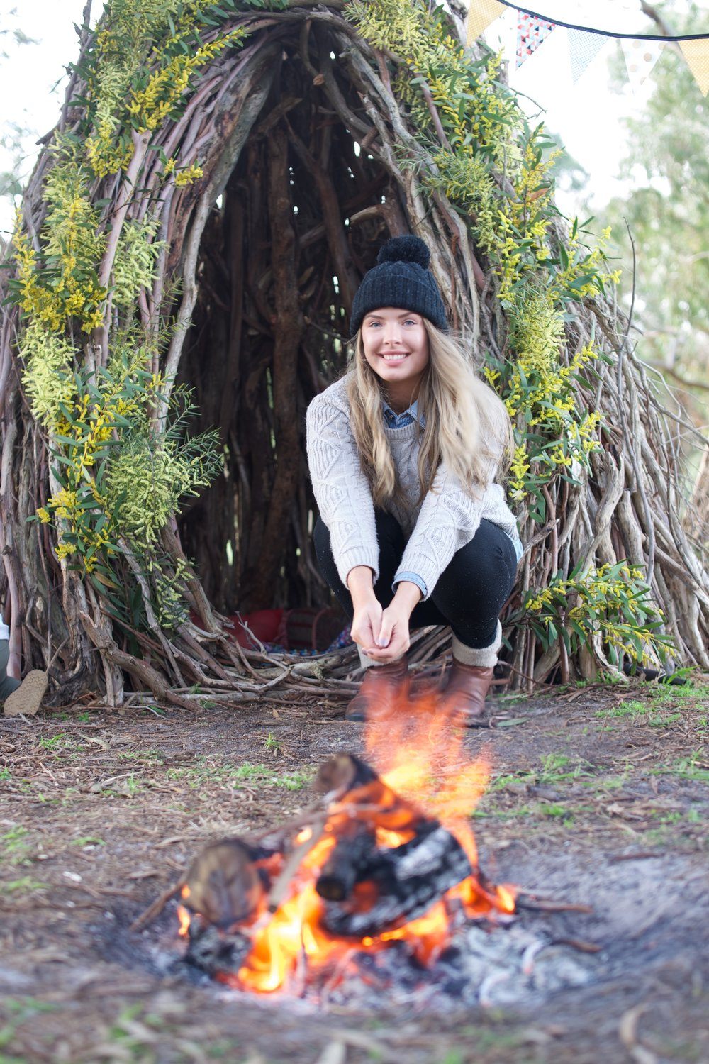 Campfires, Campouts and Farewells