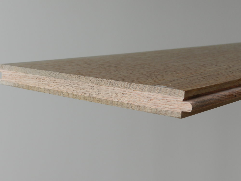 Virtu True Balanced 3-layer plank