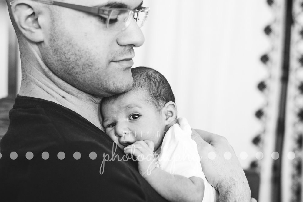 dc newborn portraits in home