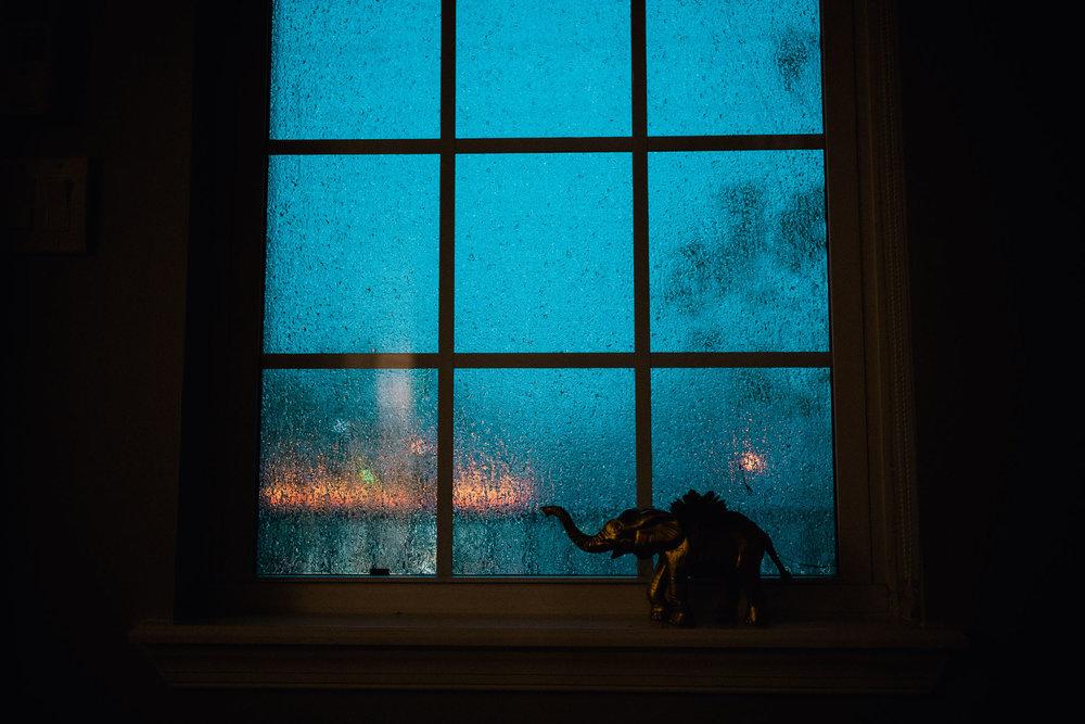 storm through window dc photographer
