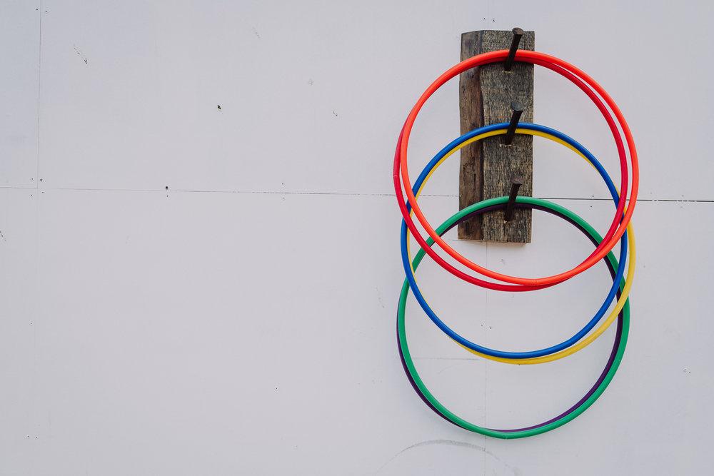 union market hula hoops street art in washington dc