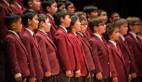 St. Michael's Choir -