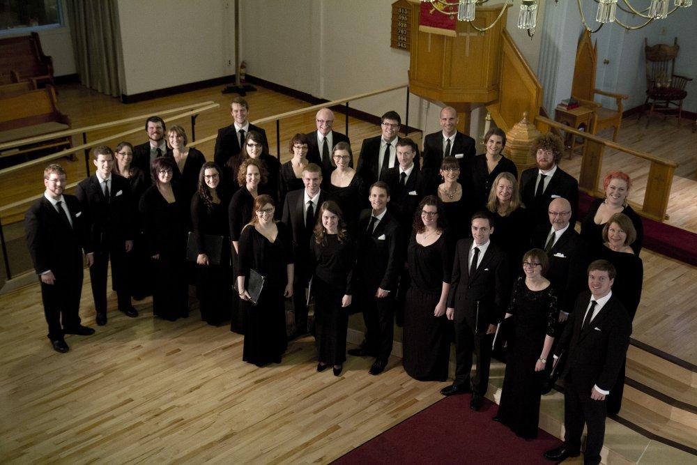 Chronos Vocal Ensemble -