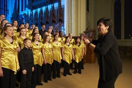 Hamilton Children's Choir -