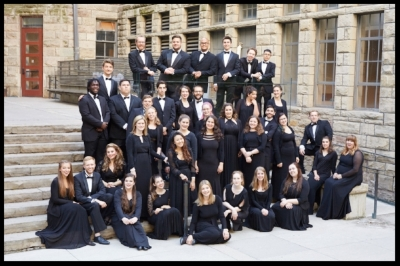 2017 National Youth Choir of Canada / Choeur national des jeunes (Photo Credit: Sandy Nicholson)