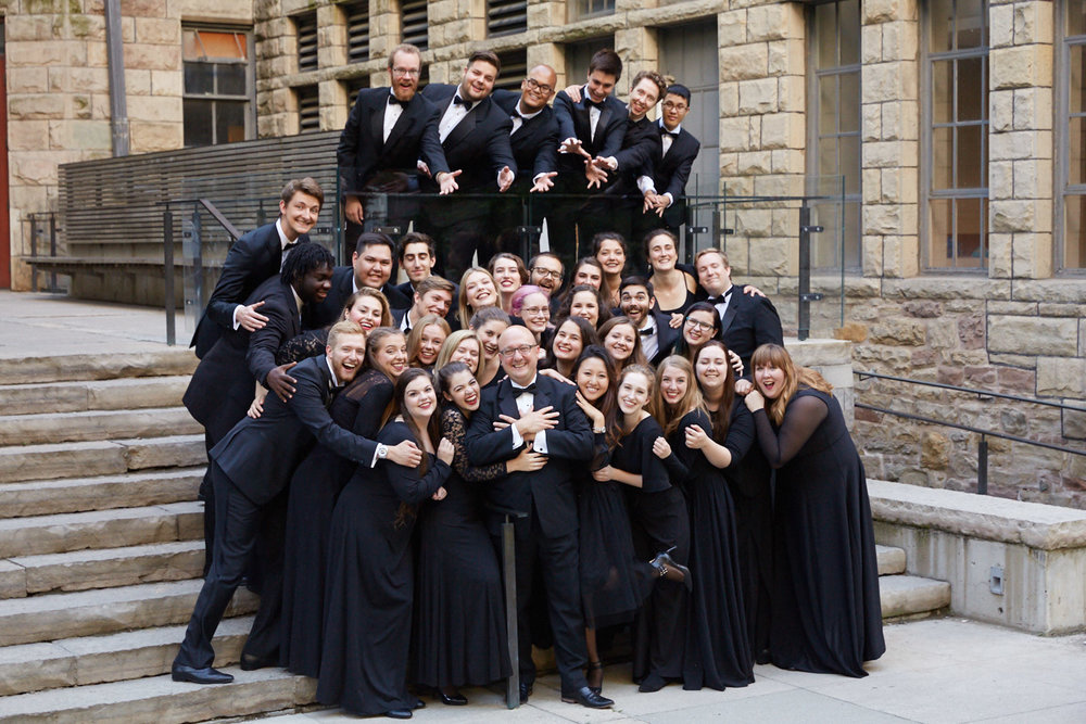 National Youth Choir 2017 Choeur national des jeunes - Photo credit Sandy Nicholson