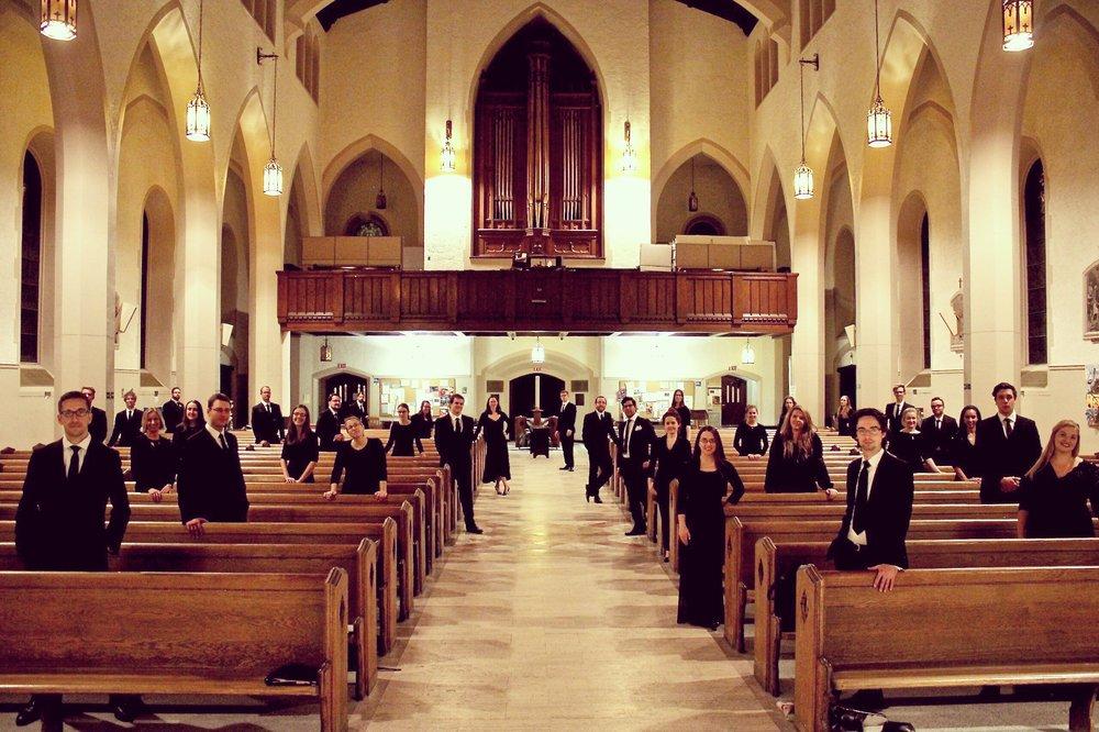Capital Chamber Choir -