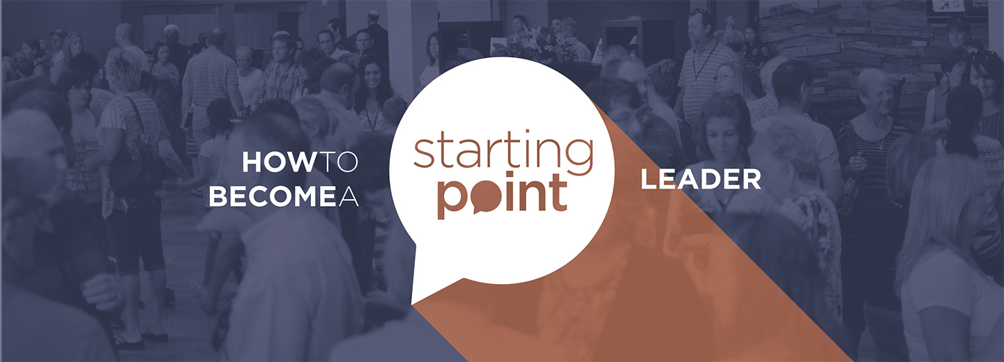 Be A Starting Point Leader