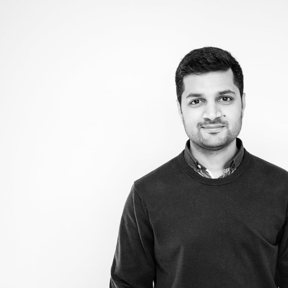 Kamran GulTechnicien en architecture -