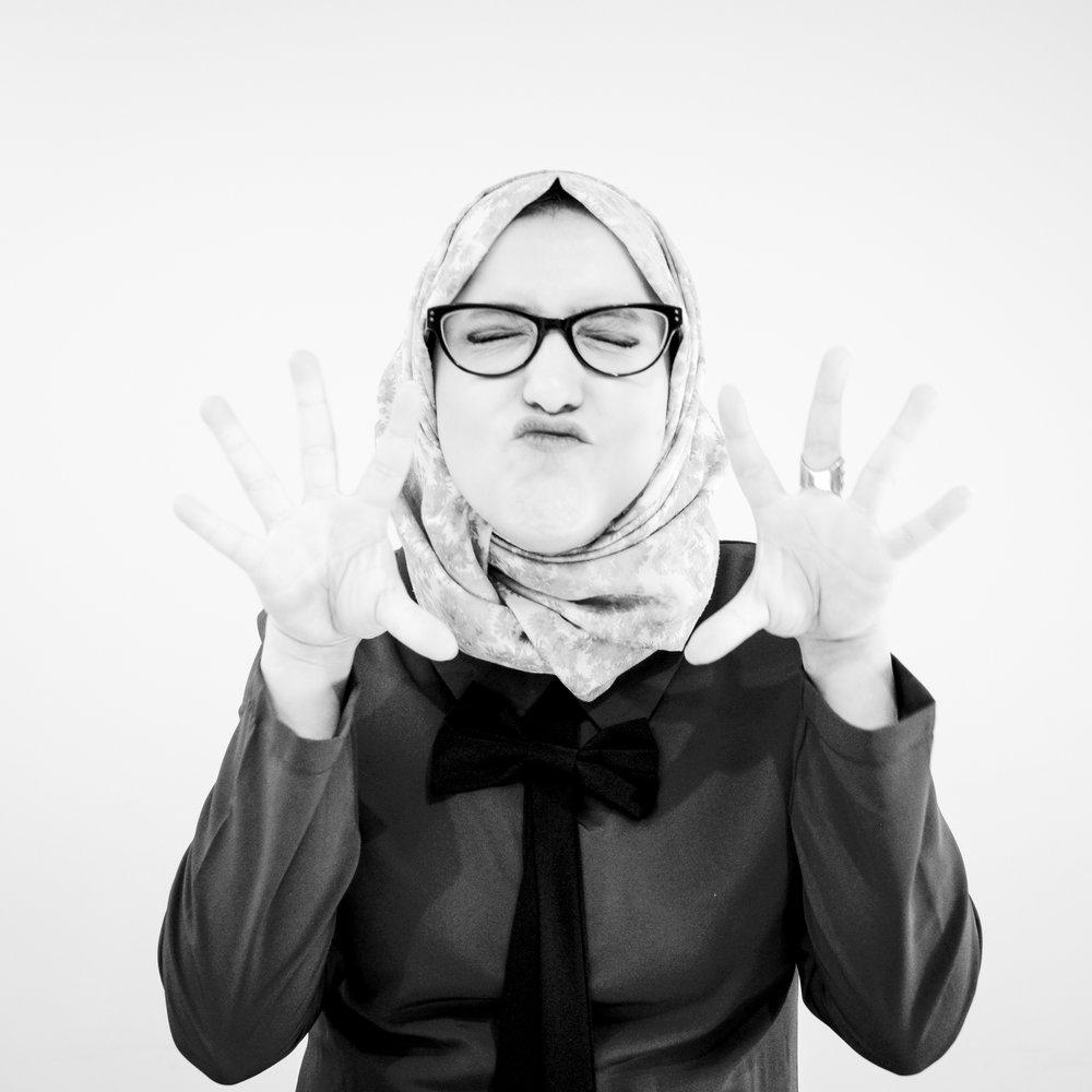 Khadija El MourabtChargée de projets -