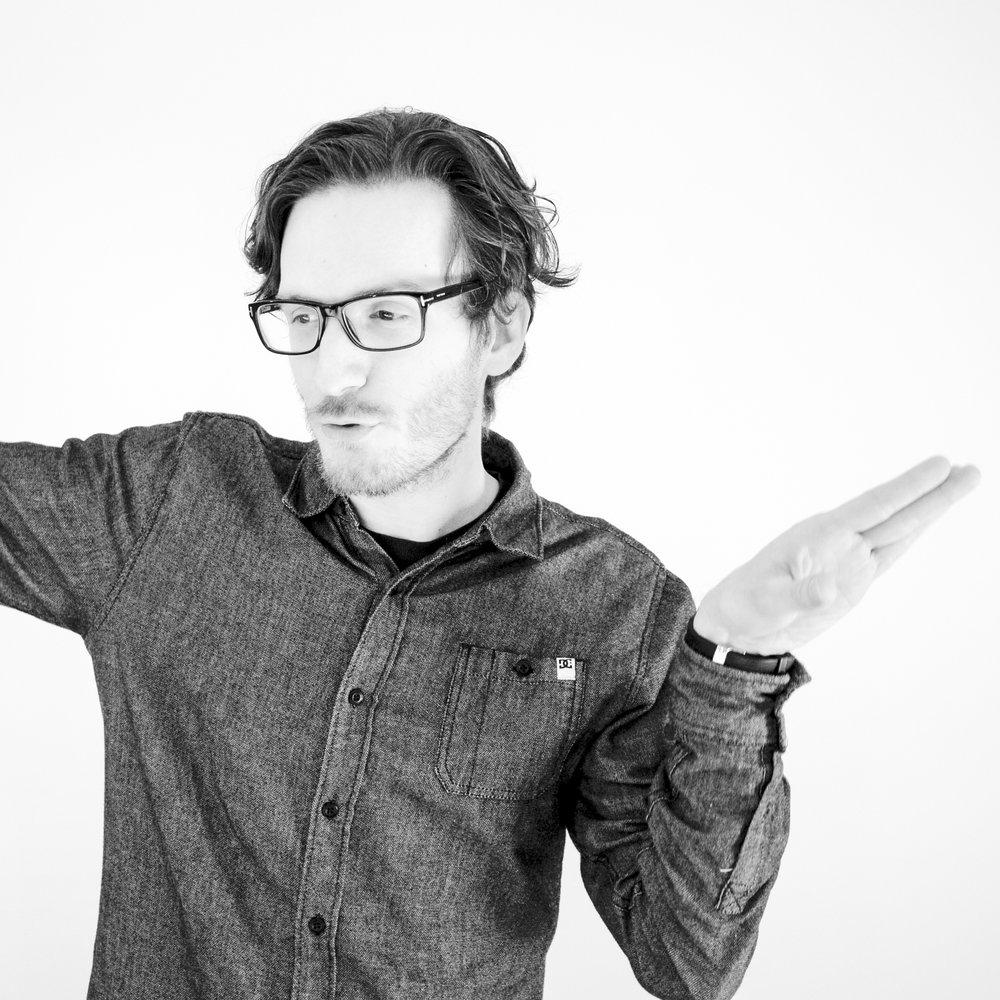 Nicholas ArchambaultChargé de projets -