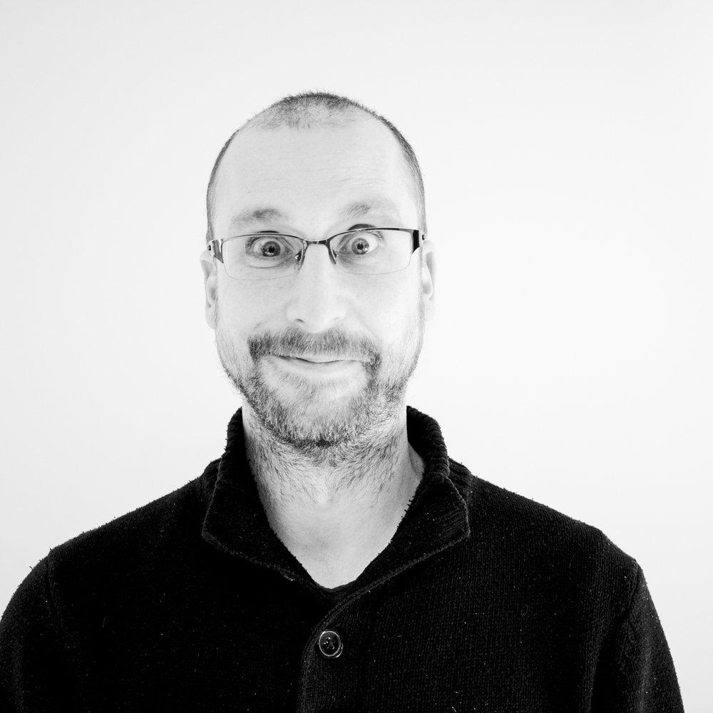 Éric CôtéChargé de projets principal -