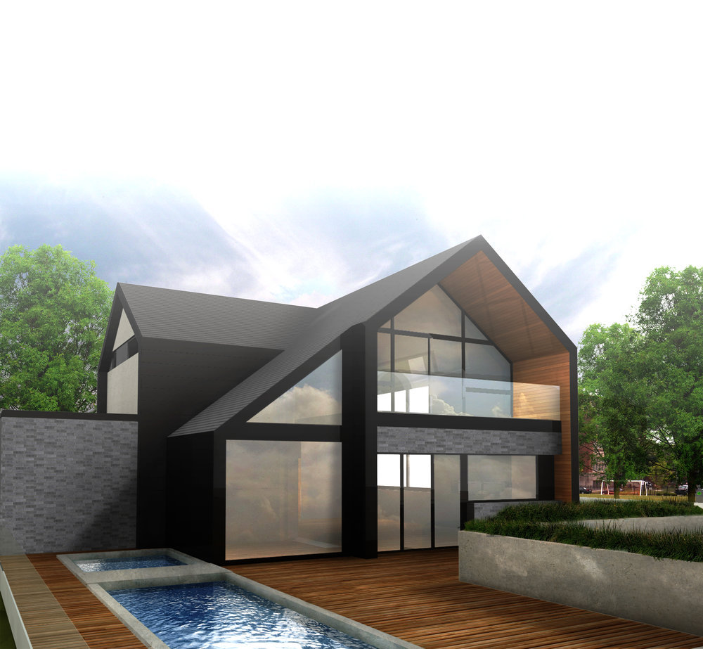 Residential conceptual studies   Québec