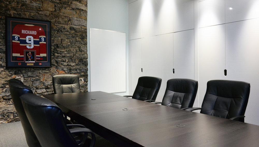 Corporate offices Vieux-Montréal