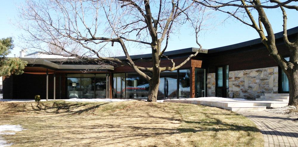 Residential renovation   Montréal