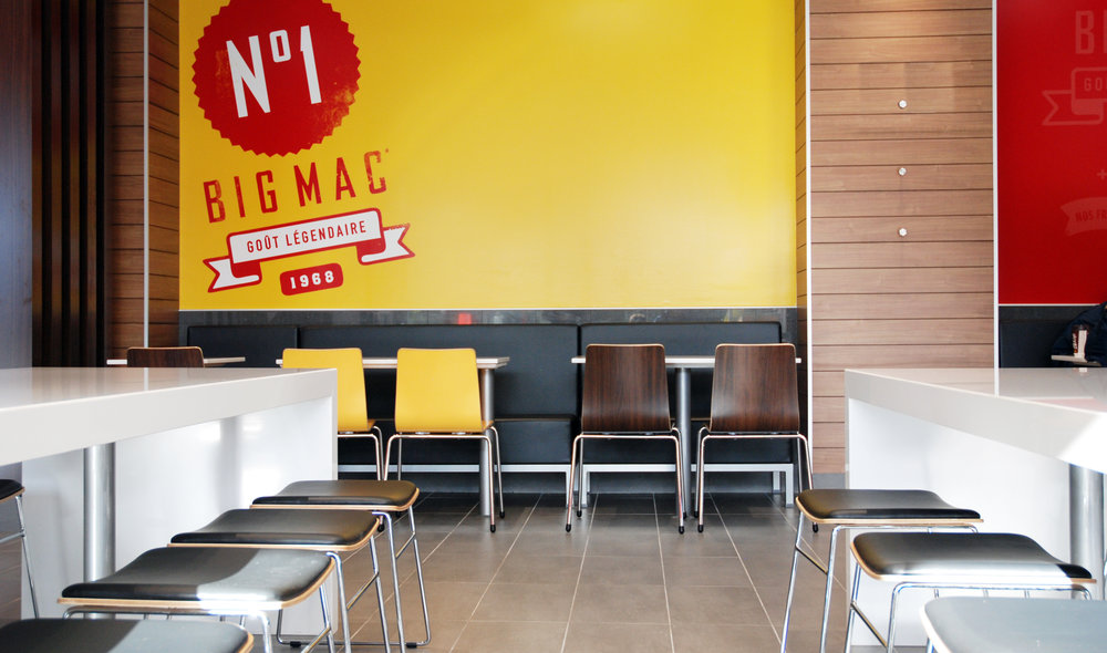 McDonald Shop Angus Montréal