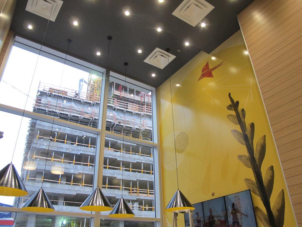 McDonald Centre Bell Montréal