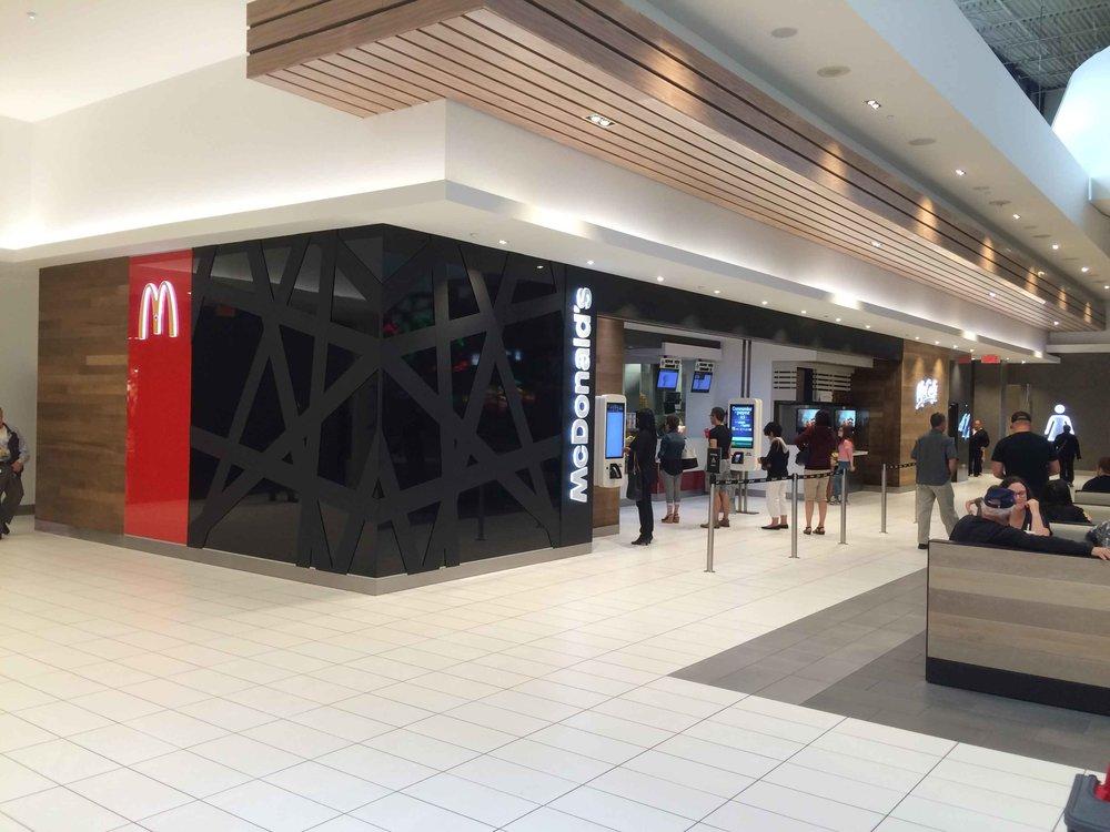 McDonald Galeries de la Capitale Québec