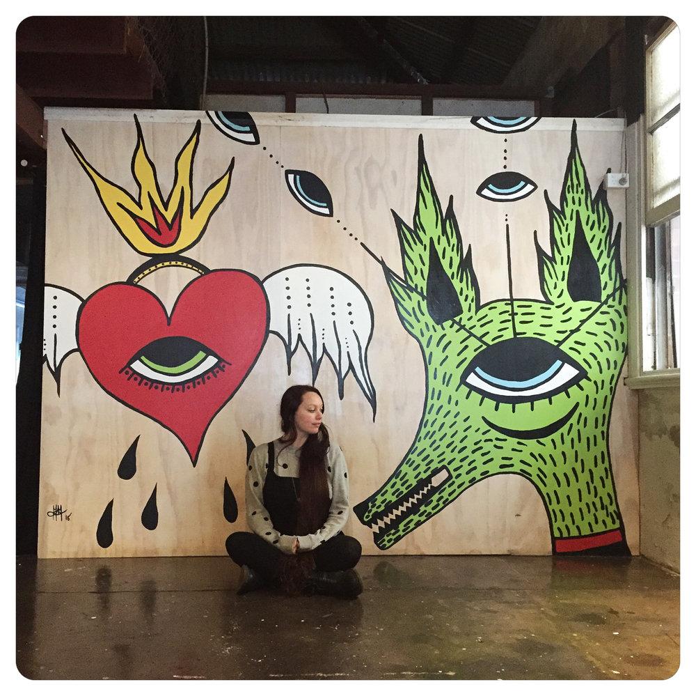 Dirty Wilson Cafe Mural. Marley Myles.jpg