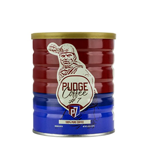 PUDGE COFFEE -