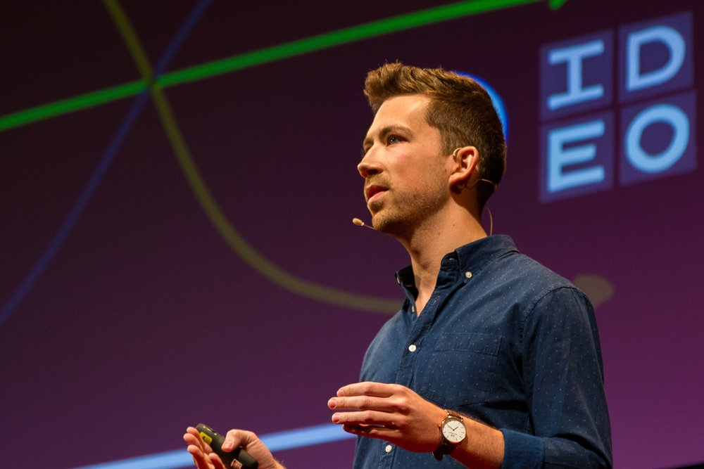 I gave a TEDx talk about creativity and intrapreneurship. -