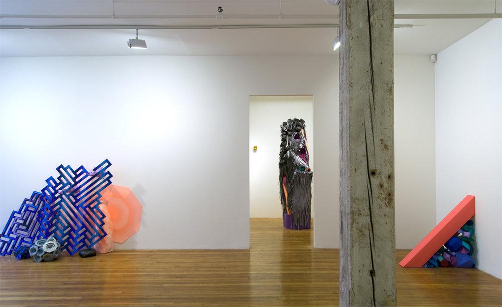 Larissa Goldston Gallery, New York, 2009