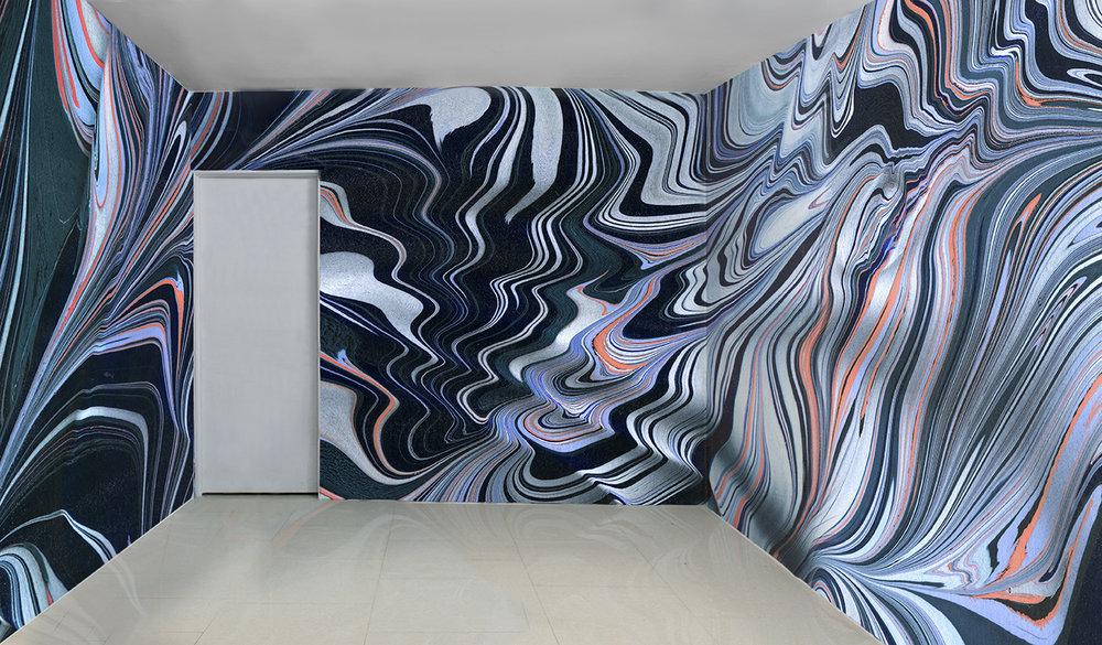 Drishti, (harbor) / Regina Rex Gallery, New York, 2015