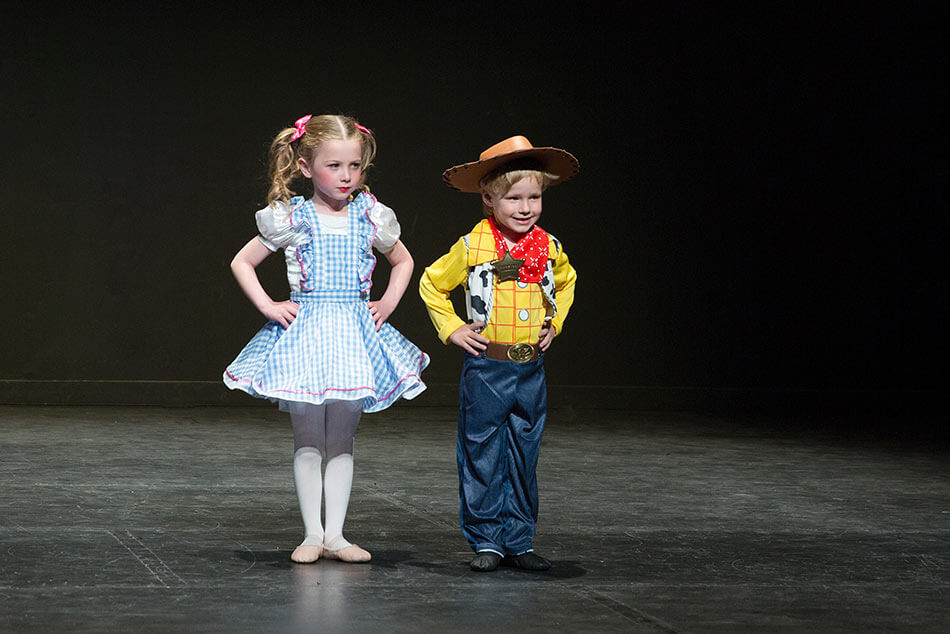 Kids Costumes Recital