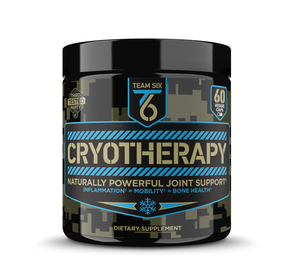 CRYOTHERAPY | ALL-IN-ONE JOINT SUPPORT AND PAIN RELIEF