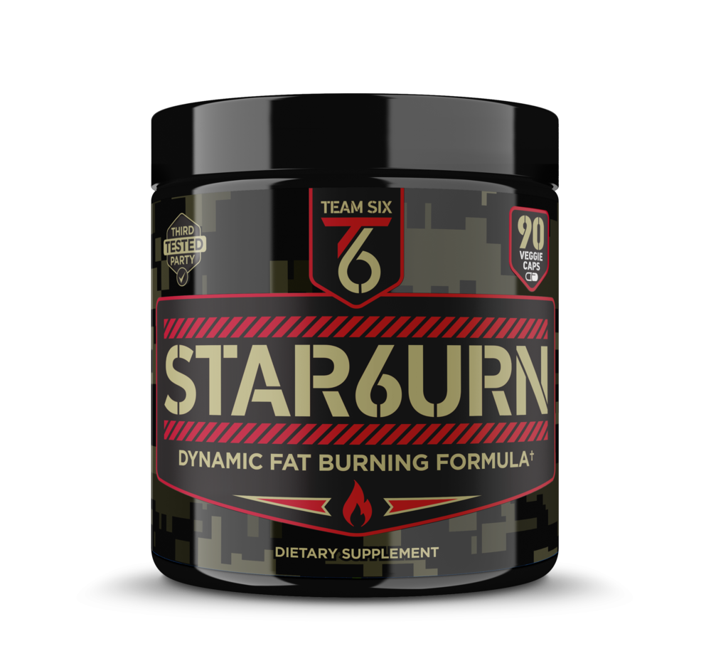 STAR6URN | PREMIUM THERMOGENIC FAT BURNING FORMULA