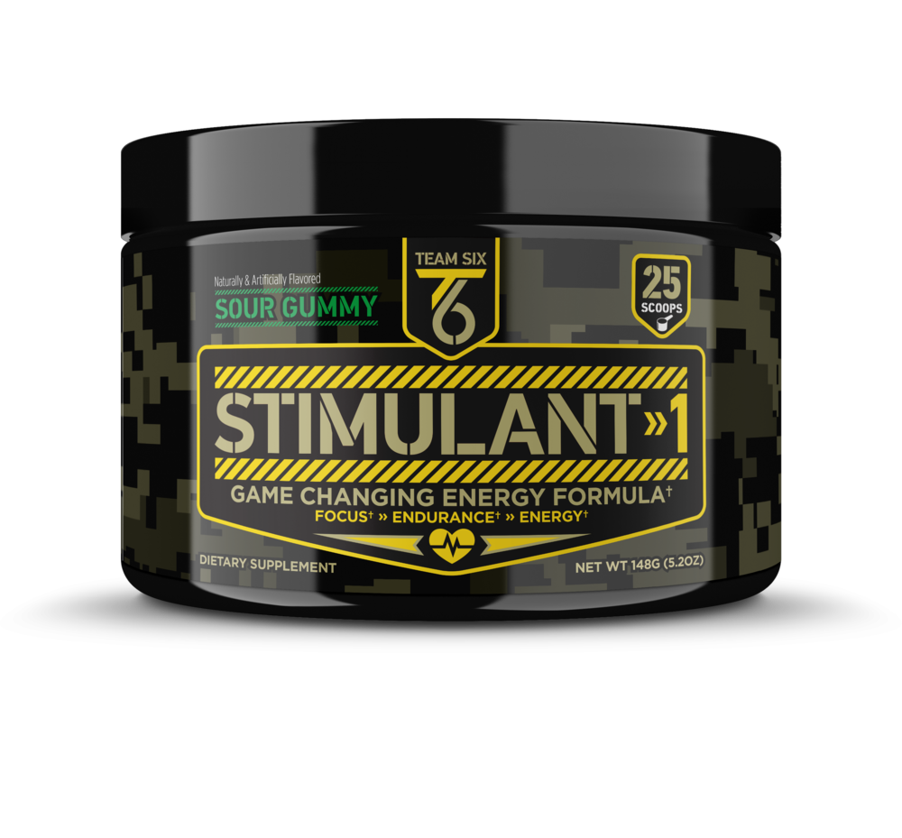 STIMULANT-1 | SERIOUS PRE WORKOUT USERS ONLY