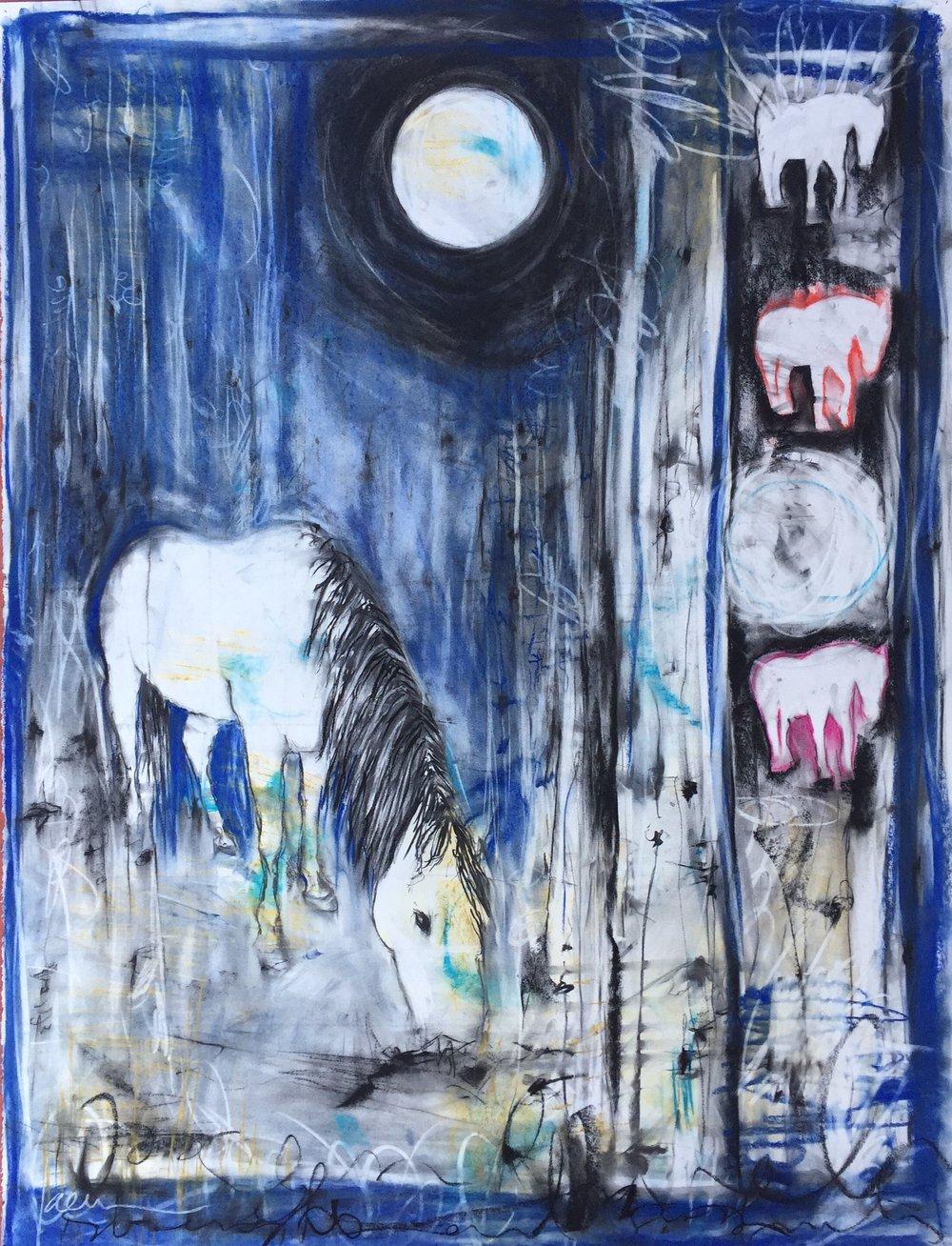 Full Moon {Chico} 2018