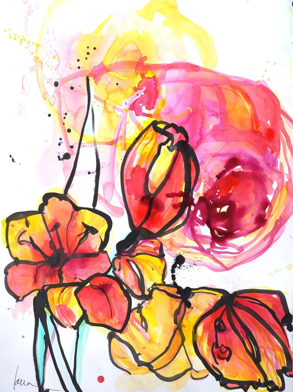 Spring Tulip II